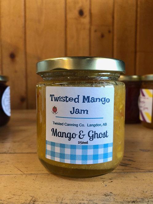 Jam, Twisted Mango (250ml)