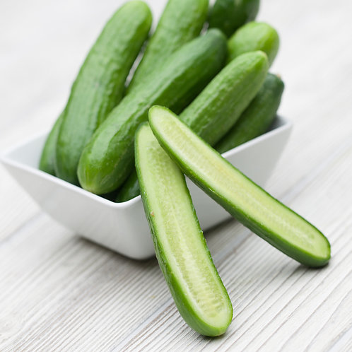 Cucumbers, Mini, Lb