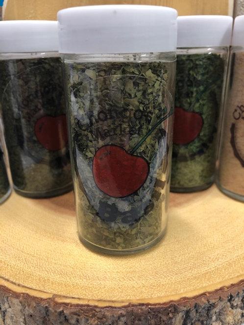 Dried Herbs, Basil, Grown in AB