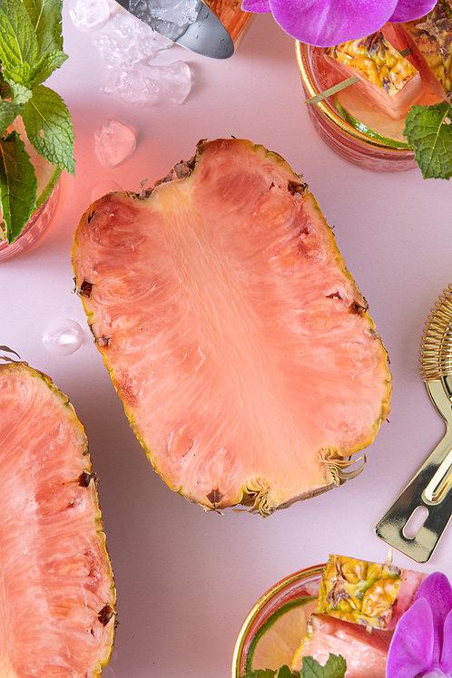 Pineapple, Pink Glow