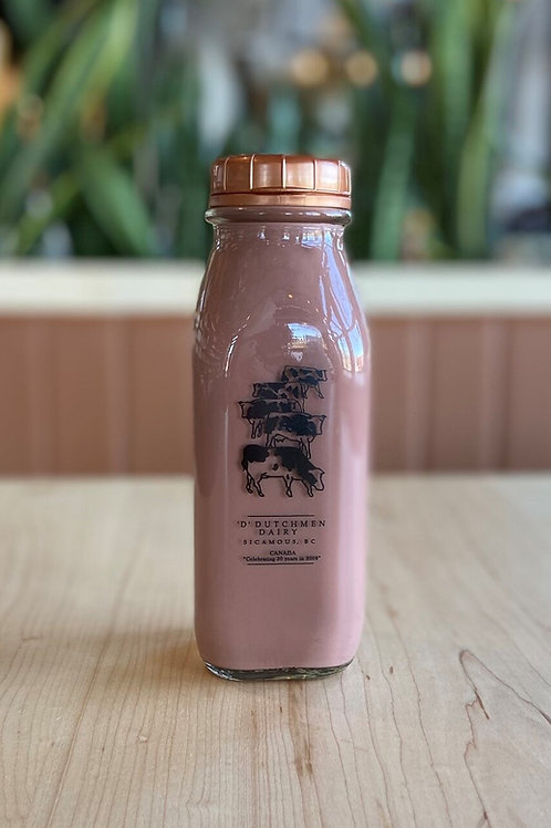 D Dutchmen Choc. Milk (1L) incl. $2 dep