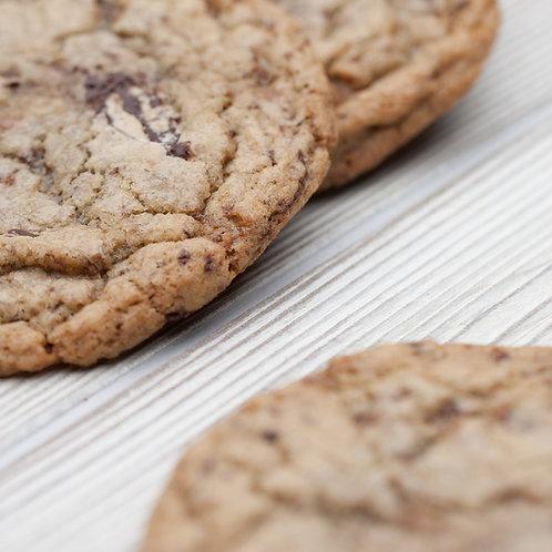 Cookies, Chocolate Toffee
