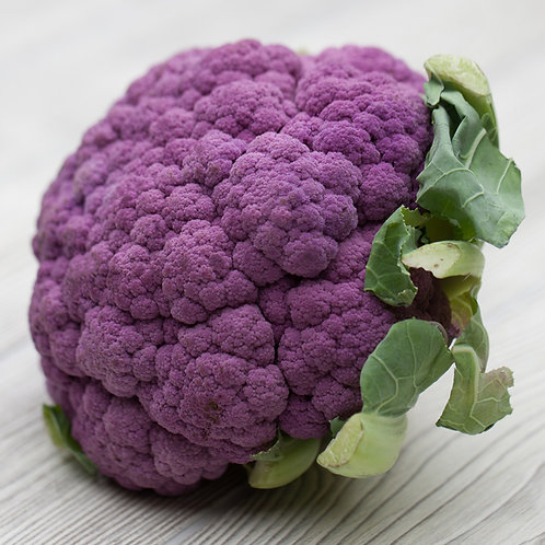 Cauliflower, Purple (Each)