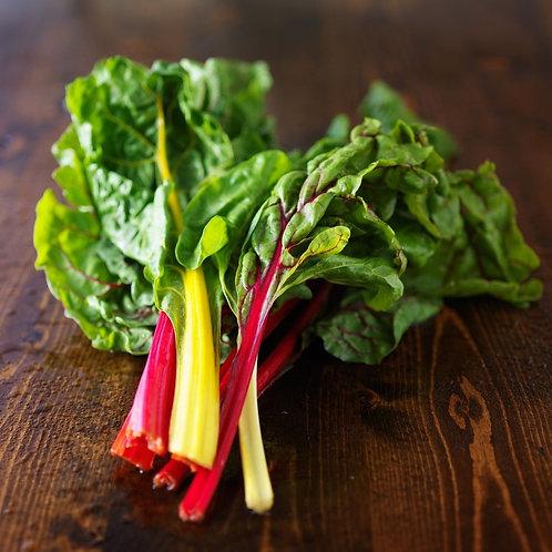 Lettuce, Swiss Chard AB (bag)