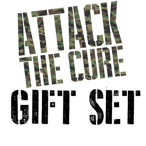 ATTACK the Cure Gift Set