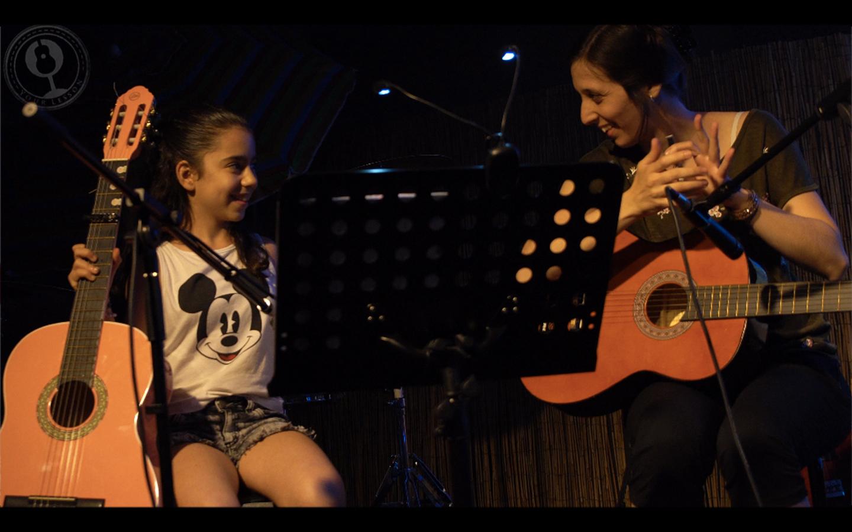 Fabiana e Christina