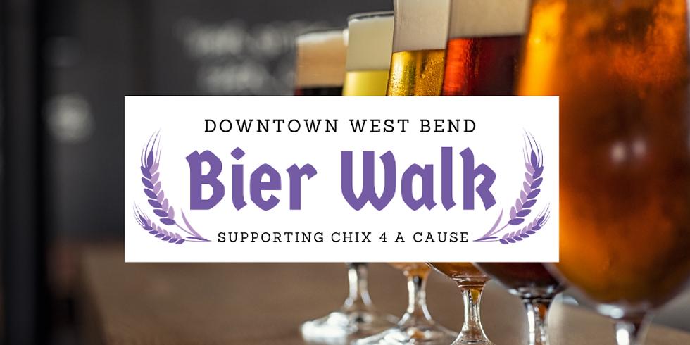 Downtown West Bend Bier Walk
