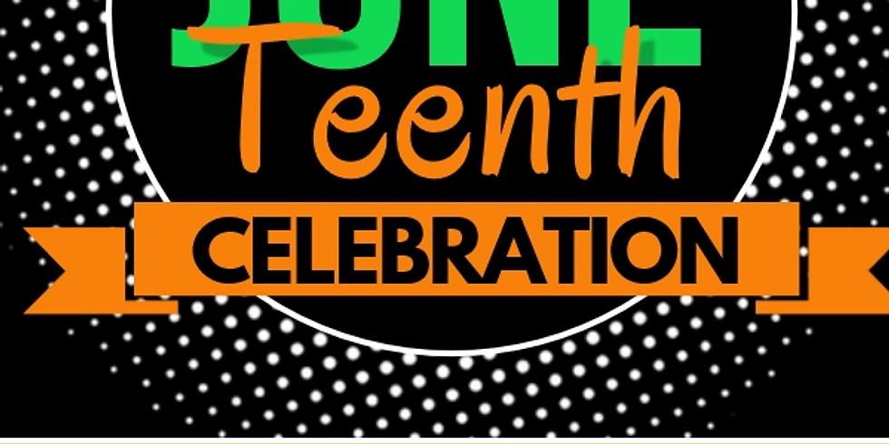 """Community Juneteenth Celebration"""