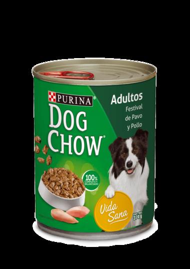 Dog Chow Festival de Pavo y Pollo