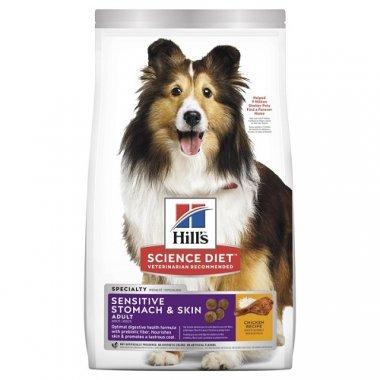 Hills Adult Sensitive stomach & Skin