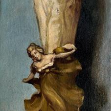 Roz McQuillan 'Art-Deco-Vase'