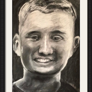 Brian Lynch 'Portrait of Joe'