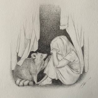 Isabelle Burns 'Comfort'