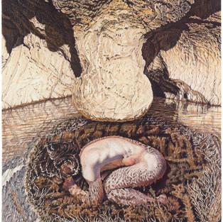 Geoff Sargeant 'Metamorphosis - The Fate of Acis - Grinder Point'