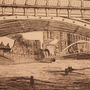Elizabeth  Eades 'The River Winds On'