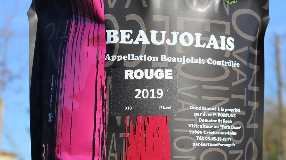 BIB 3Litres Beaujolais Rouge