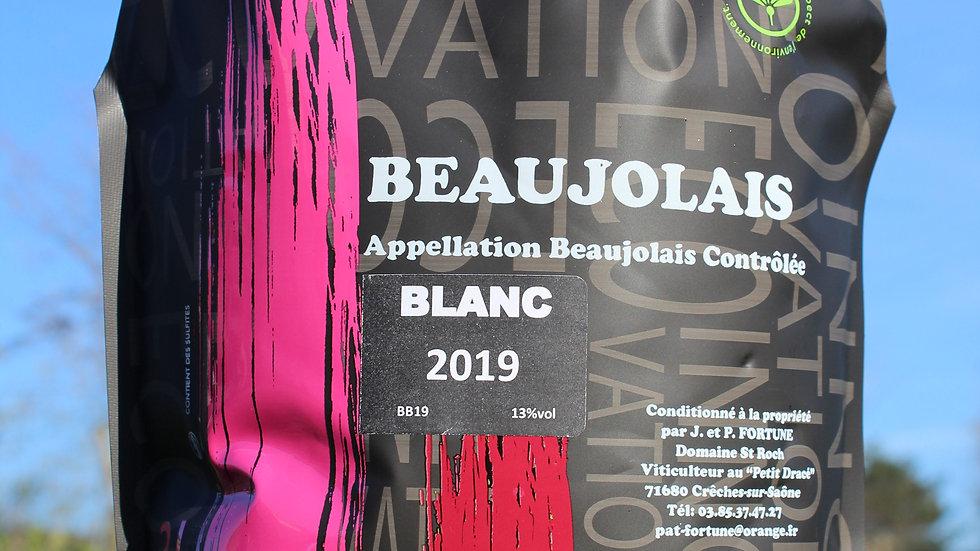 BIB 3Litres Beaujolais Blanc 2020
