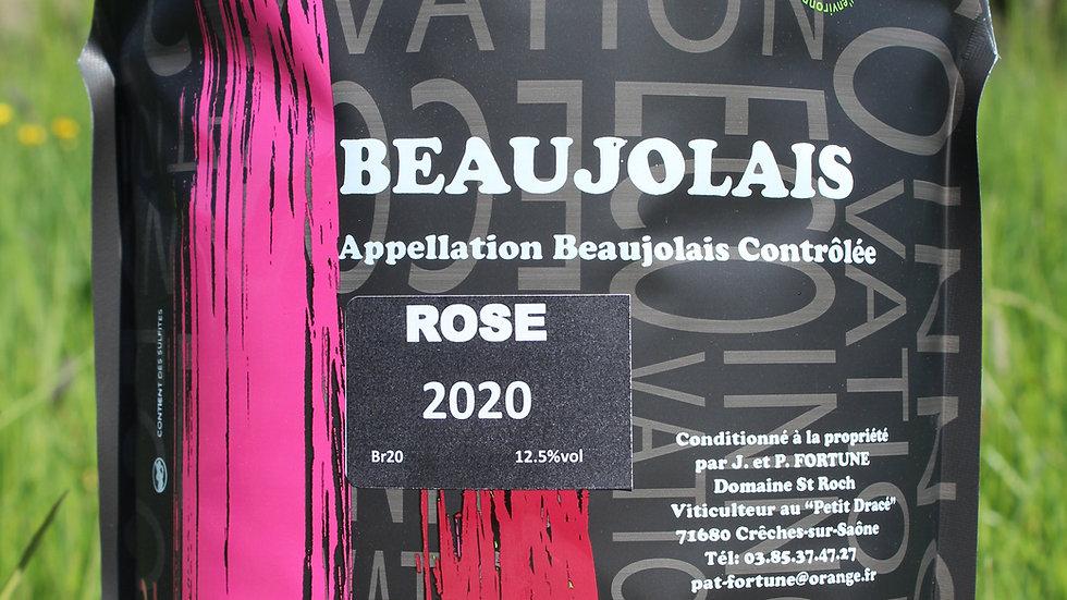 BIB 3Litres Beaujolais Rosé 2020