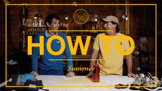 HOW TO: SUMMER