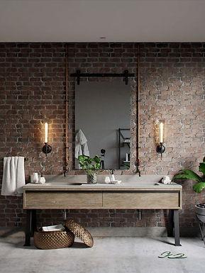 Endüstriyel Banyo