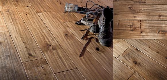 podłoga dębowa podłoga drewniana podłoga postarzana