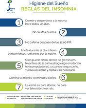 Sleep Hygiene (Spanish)