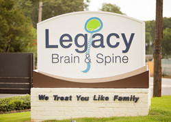 Legacy Brain & Spine Sign