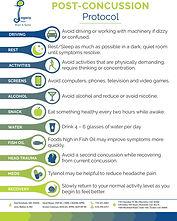 Post Concussion Protocol (English)