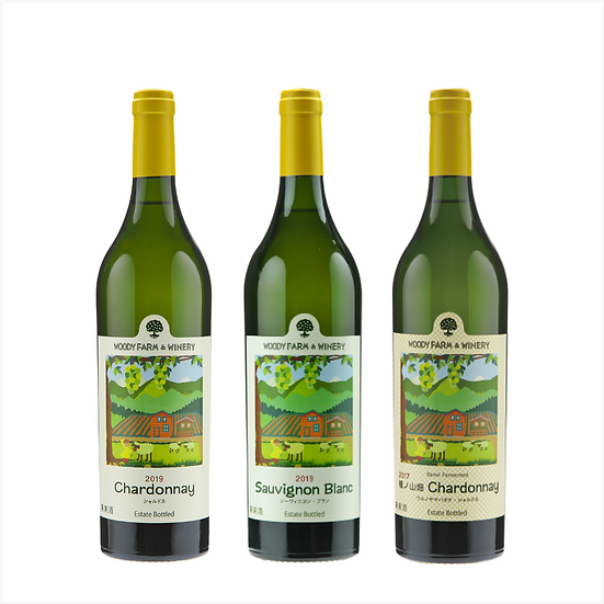 White Wine Selection【セット】w100-19