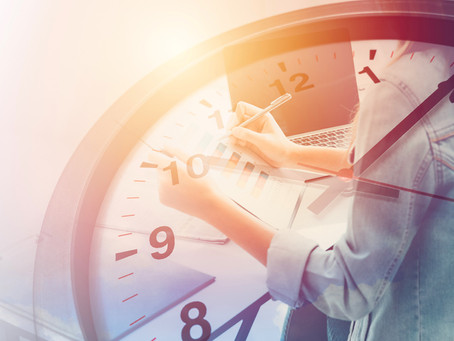 """Five Strategies to Use Your """"Quaran-TIME"""" Effectively"""
