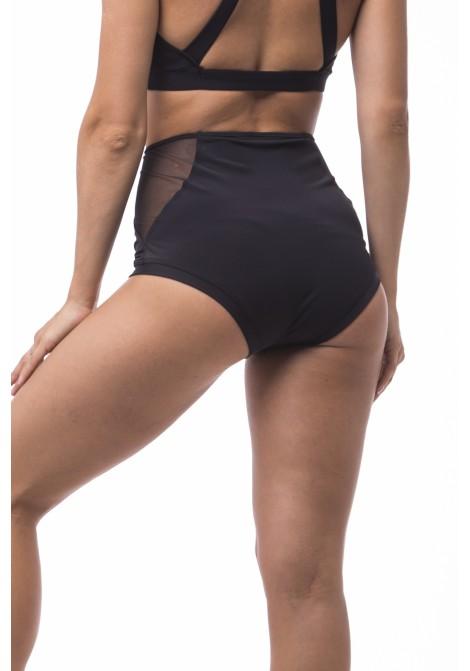 Shorts DIAMOND black hinten