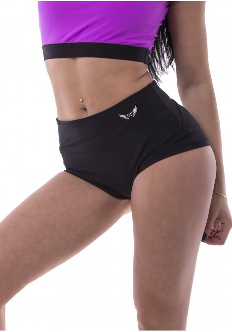 Shorts MOON black vorne