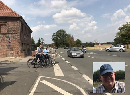 Mehr Sicherheit für Radfahrer - CDU will sichere Querung nach Nordkirchen