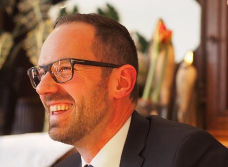 Ansgar Mertens soll im Rathaus Nachfolger von Richard Borgmann werden