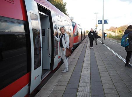 Bahnanschluss in Lüdinghausen bald im 30 Minutentakt