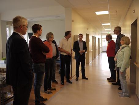 CDU fordert: Investitionsstau im Marienhospital muss mit Fördermitteln abgebaut werden