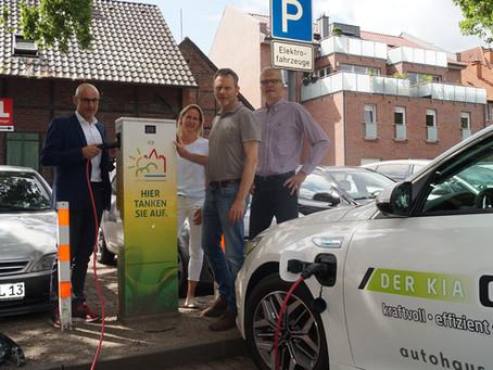 Elektromobilität - Der Entwicklung nicht hinterher laufen