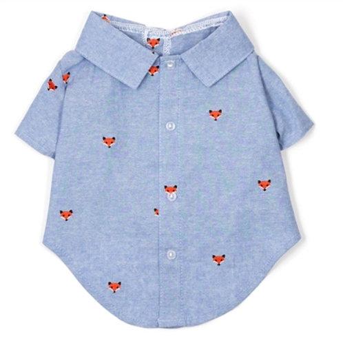 Foxy Chambray Shirt