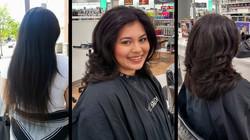 haircut tranform