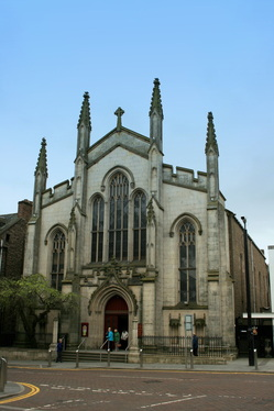 St. Andrew's Cathedral_Dundee