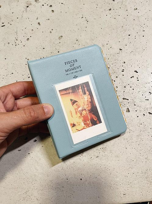 Álbum para Instax Mini - 65 fotos - Azul