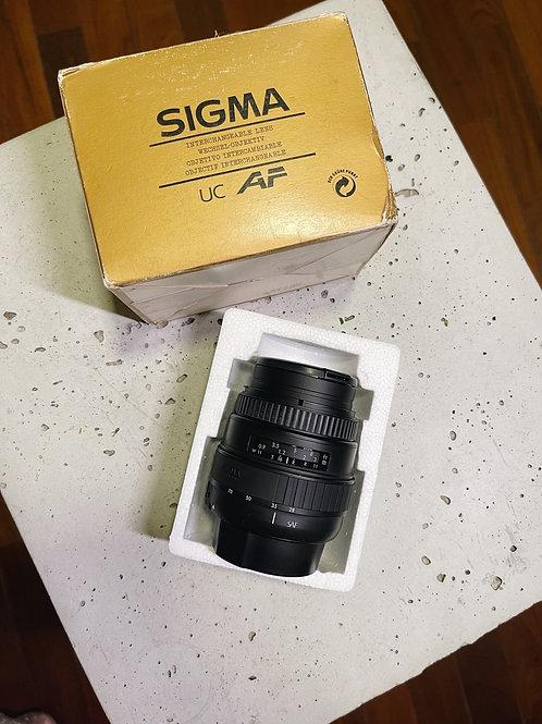 Lente para Canon 28-70mm 3.5-4-5 - Sigma