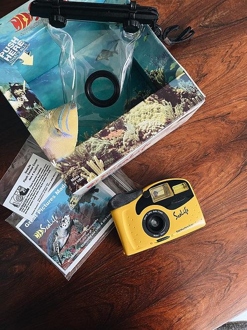 Câmera Sealife Skindiver com case para mergulho