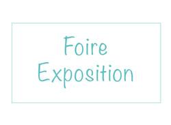 Foire, Exposition, Salon