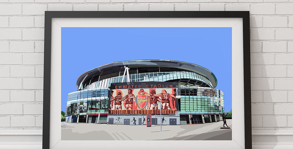 Emirates Stadium (Arsenal Stadium), North London