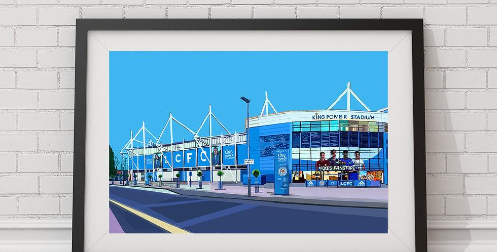 King Power Stadium, Leicester City FC