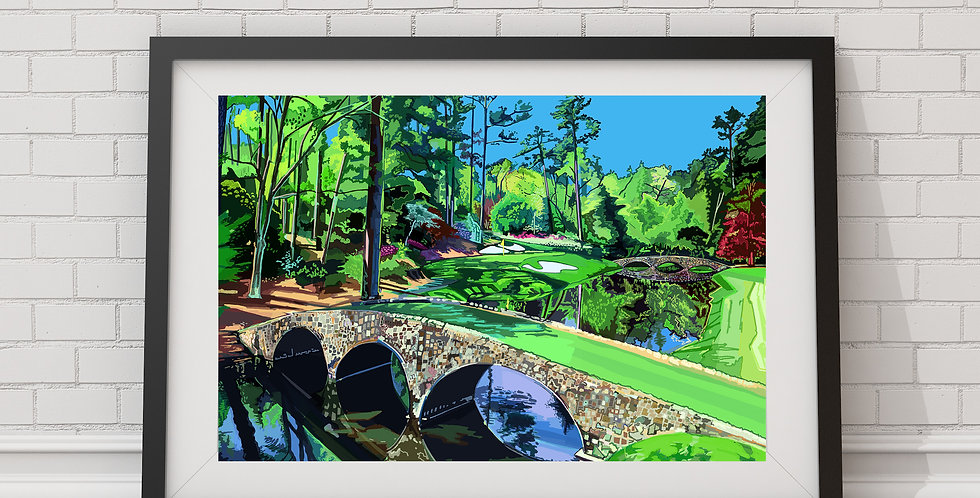 Augusta National Golf Club, Georgia, USA