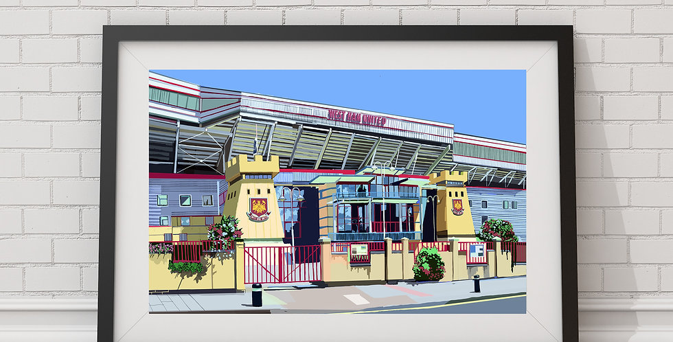 Boleyn Ground (Upton Park), West Ham United Stadium, East London