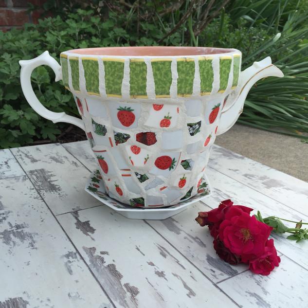 Teapot Flower Pot