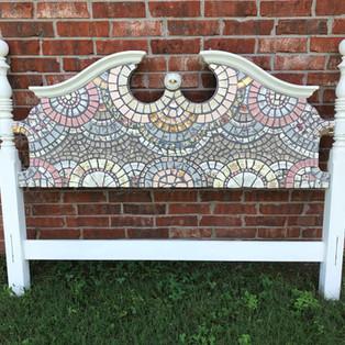 Mosaic Headboard